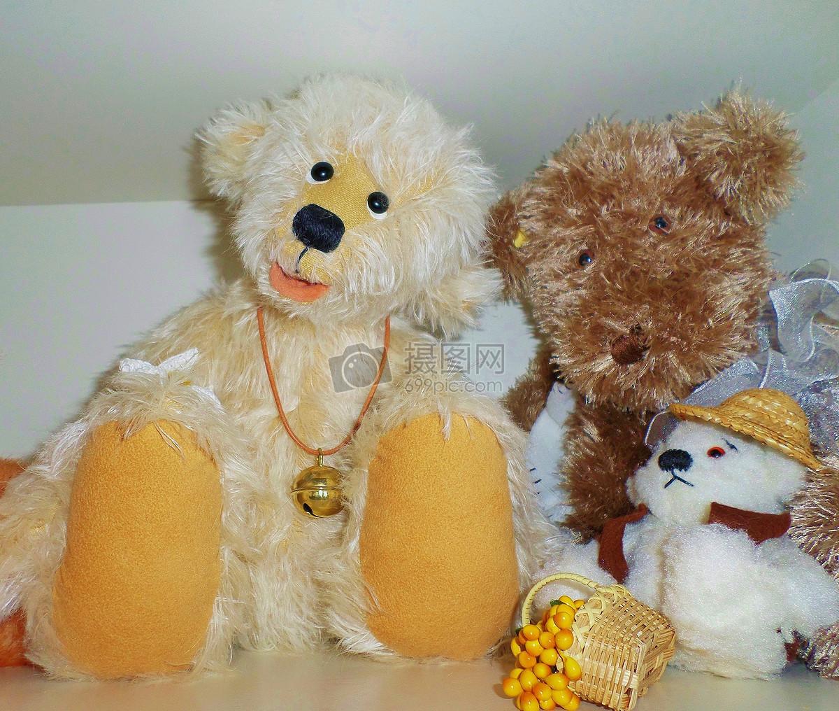 可爱的玩具熊行业/工艺免费下载