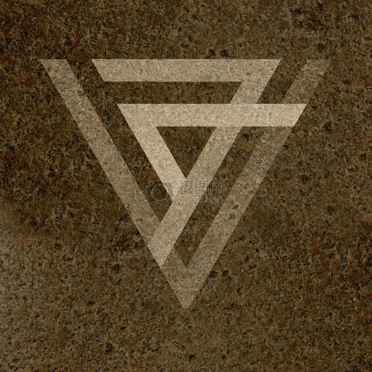 三角形背景/素材免费下载