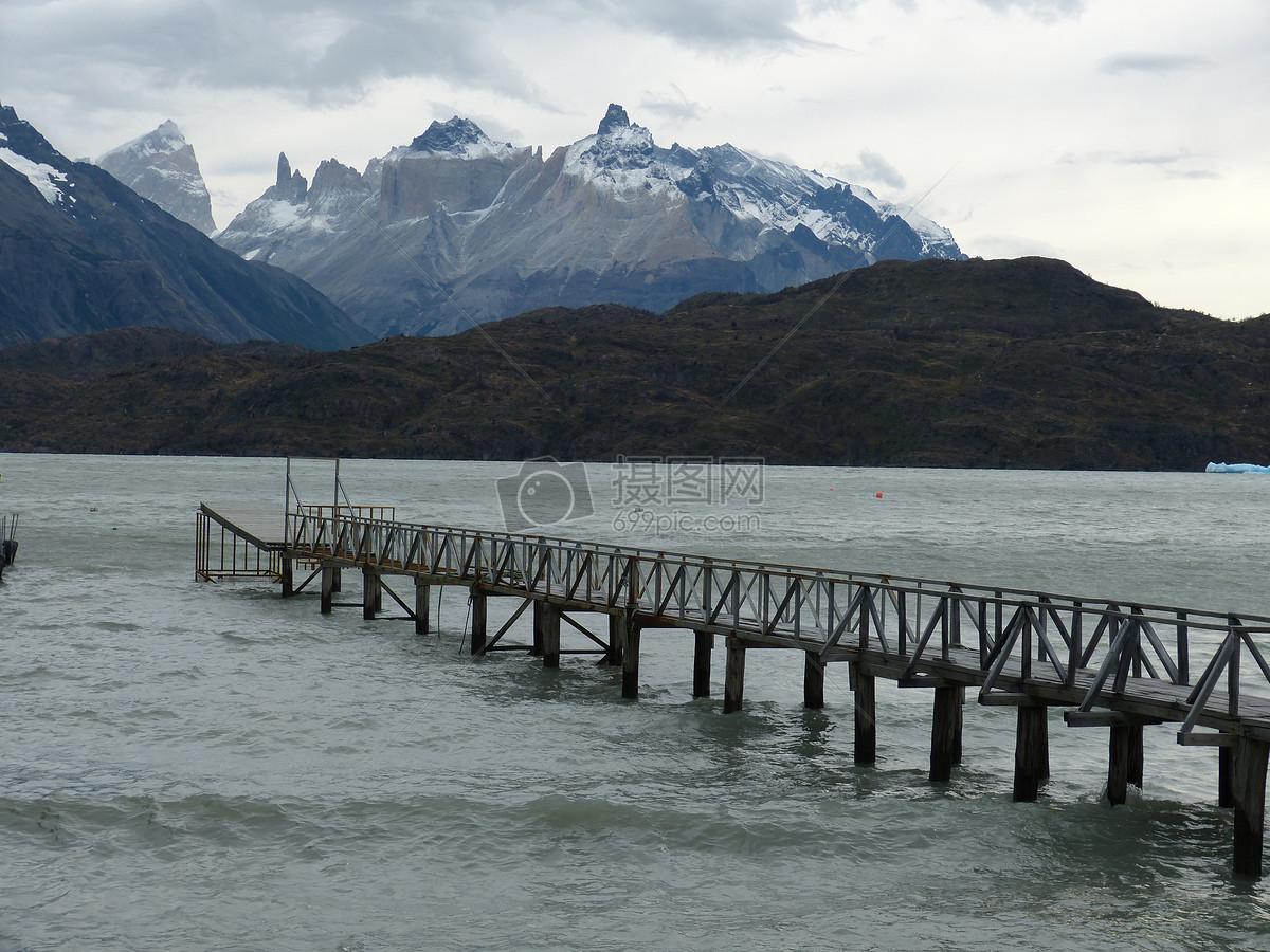 智利风景gif
