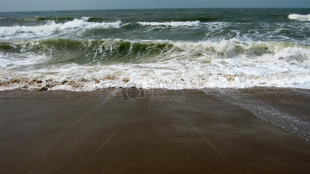 海滩上的风景